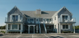 Ocean View Motel Exterior